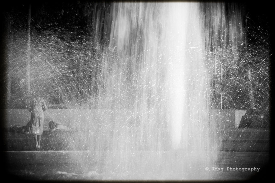 September 24, 2013 - At the Fountain