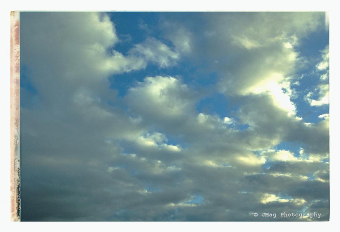 October 27, 2013 Rain clouds