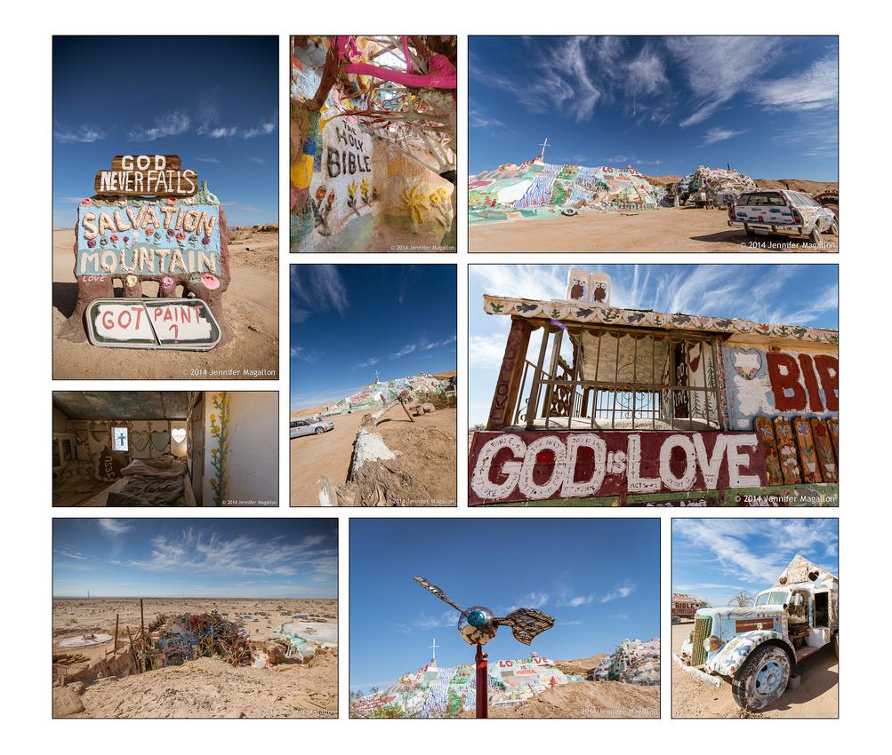 Salvation Mountain 2014