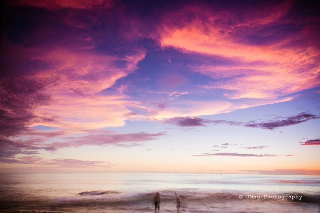 Sunset Cliffs Beach