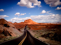 """Road in the Valley of Fire"""