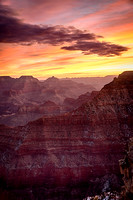 Sunrise at Mather Point_